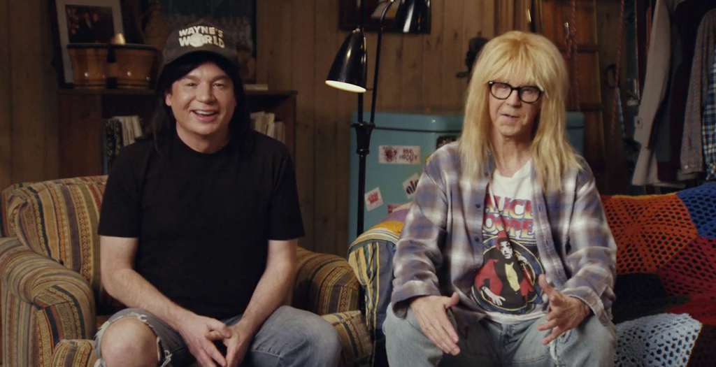 Comedy in marketing, like this Waynes World Uber Eats ad, is a powerful way to sway minds and win hearts.
